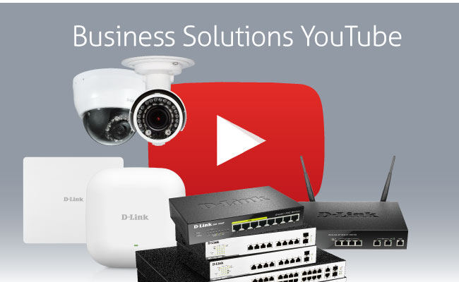 D-Link Business Solutions YouTube