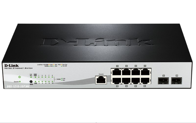 DGS-1210-10P/ME Firmware Download - D-Link Malaysia